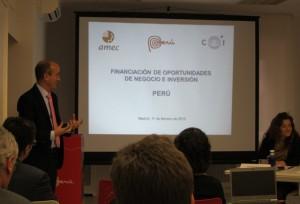 Jornada Oportunidades de Negocio e Inversión en Perú